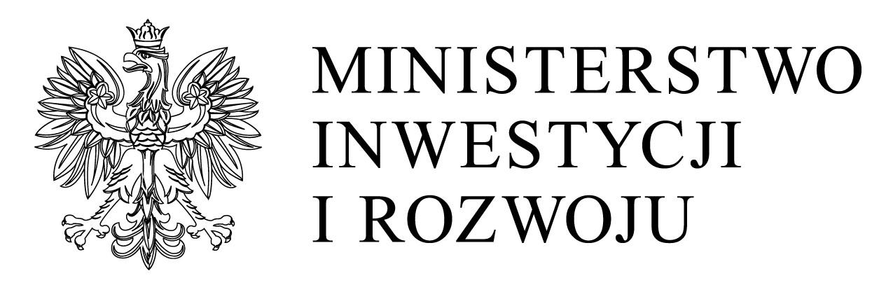 Logi Ministerstwa Inwestycji i Rozwoju